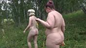 Nonton Film Bokep Completely naked lesbians with hairy pussies walk in nature and get covered with ice cream period Amateur fetish of two exhibitionists and food fetish outdoor period